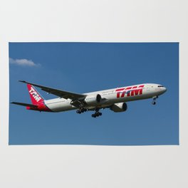 Tam Boeing 777 Rug