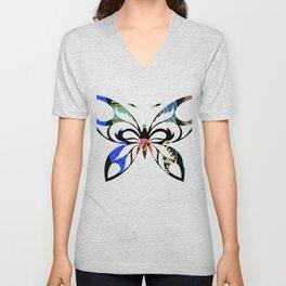 Butterfly 201 Unisex V-Neck