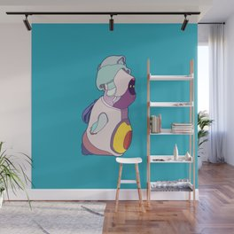 itsy bitsy cooties #22 Wall Mural