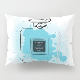 Blue Perfume #2 Pillow Sham