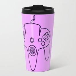 Nintendo 64 Controller - Retro Style! Travel Mug