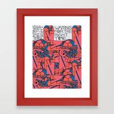 M83 Framed Art Print