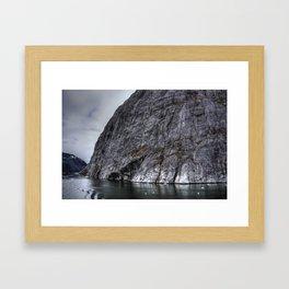 Rock Beauty Framed Art Print