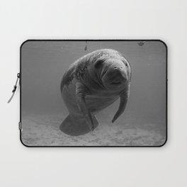 Manatee One B&W Laptop Sleeve