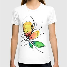 Ecstasy Bloom No.8 by Kathy Morton Stanion T-shirt