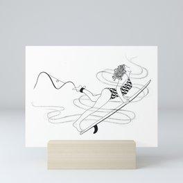 Carioca Mini Art Print