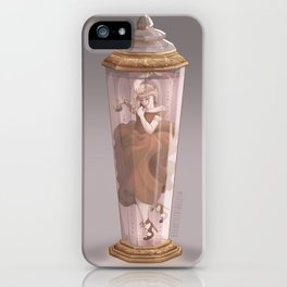 La Douleur Exquise iPhone Case