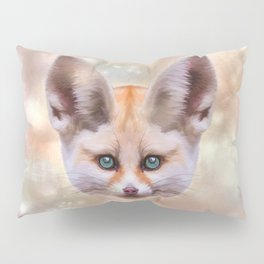 Fennec Fox Pillow Sham