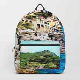 Manarola Backpack