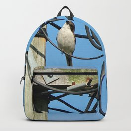 Wired Art Backpack