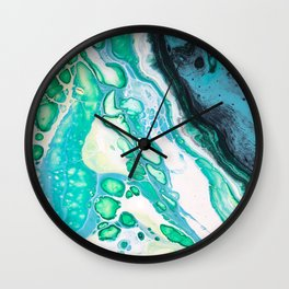 0 Kelvin Wall Clock