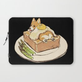 dog on sandwich Laptop Sleeve