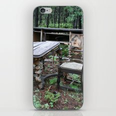 Fine Dining in the Mountains of Colorado iPhone & iPod Skin
