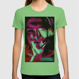 She Defies Explanation T-shirt