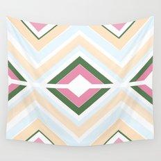 Mod stripes in Sorbet Wall Tapestry