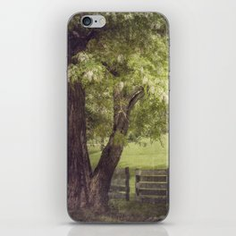 Hanging out in the Shade iPhone Skin