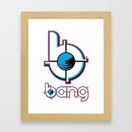 Bang Energy Drink Framed Art Print