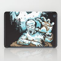 dragonball z iPad Cases featuring Z! by Locust Years