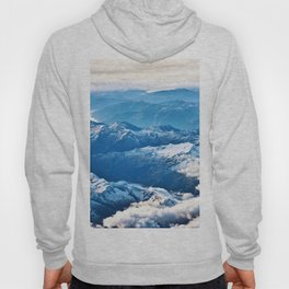 Above the Mountains I Hoody