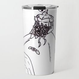 Tatted Bride Travel Mug