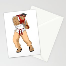 Street Fighter Andres Bonifacio Stationery Cards