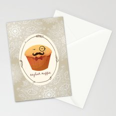 English Muffin Stationery Cards