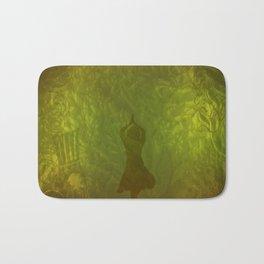 Shadow In The Wood Bath Mat