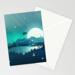 Beneath Barafundle Stationery Cards