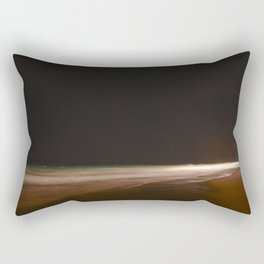Ocean Night. Rectangular Pillow