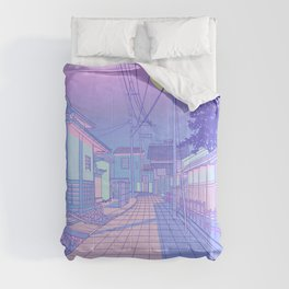 Kyoto Nights Comforters