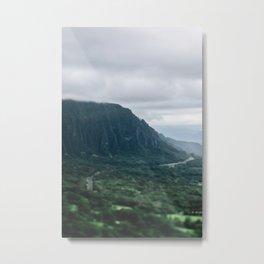 Kaneohe Bay Metal Print