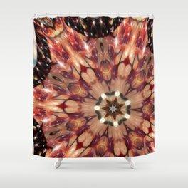 Halle Carpet Mandala Shower Curtain