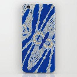 Fractal Macrame iPhone Skin