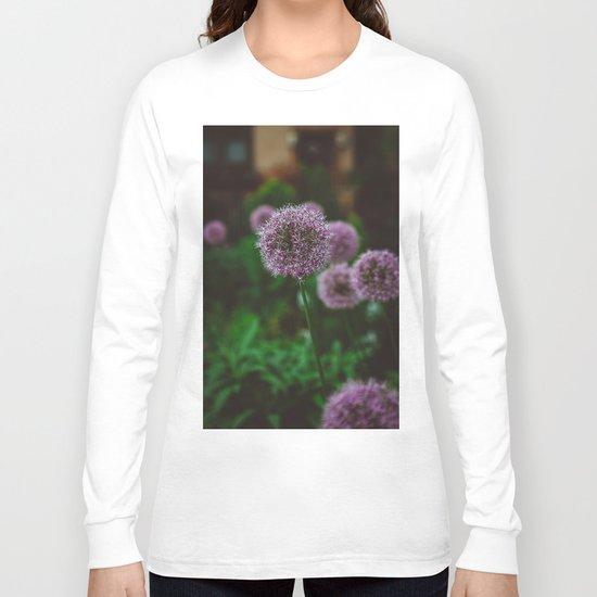 New York Alliums II Long Sleeve T-shirt
