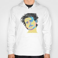 mac Hoodies featuring Mac Attack by Grace Teaney Art