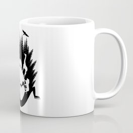 Lizard Nature Time Coffee Mug