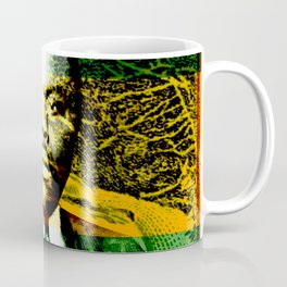 Marcus Garvey Jamaican Freedom fighter Coffee Mug