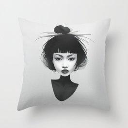 You Never Knew Throw Pillow