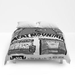 Circus of Oddities Comforters