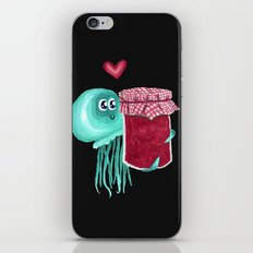 jelly's soul mate iPhone Skin