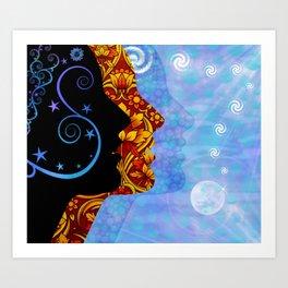 Open Minds Art Print