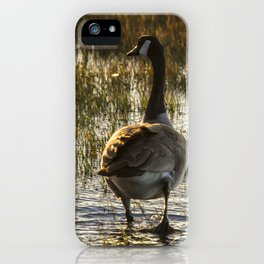 The Golden Goose iPhone Case