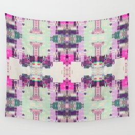 Patchwork 2 Wall Tapestry