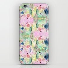 Ysmite Argate-crystal, floral, pastel, abstract iPhone & iPod Skin