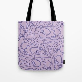 Pastel Pattern II Tote Bag