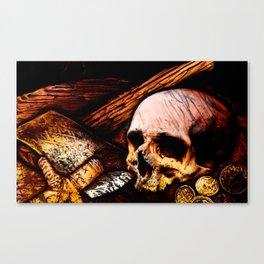 Voodoo Canvas Print