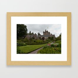 Cawdor Castle Framed Art Print
