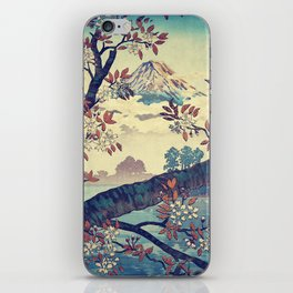 Suidi the Heights iPhone Skin