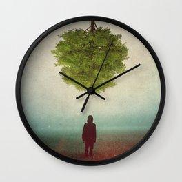 Infrequent Sense Wall Clock