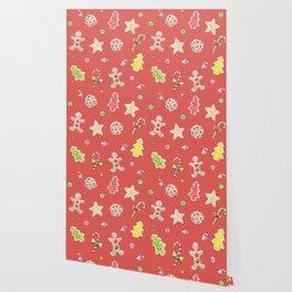 Holiday Treats Wallpaper